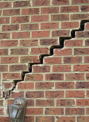 basement wall crack repair gillette wy
